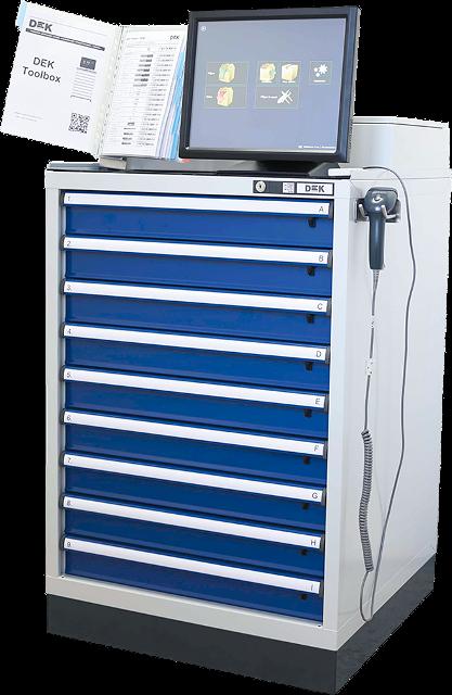 Zásuvkový Toolbox STANDARD 9-900