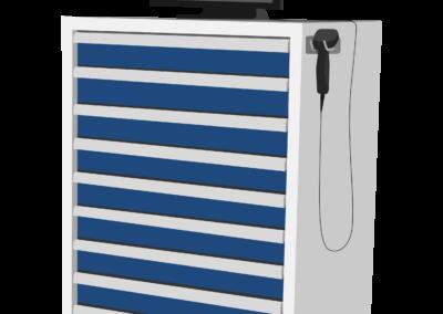 Zásuvkový Toolbox MINI EC 9-1125 TB02